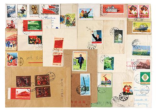 怎么样鉴别经过化学处理的邮票?