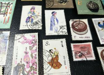 如何区分信销邮票和盖销邮票