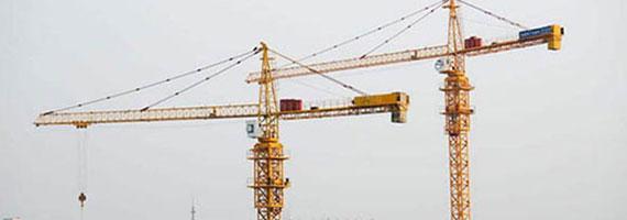 赣州塔吊租赁需要留意的事项都有哪些?