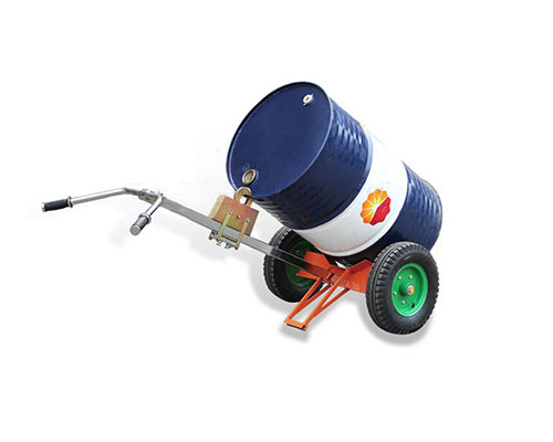 手动油桶车