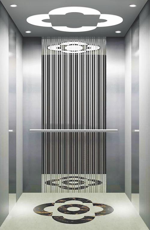 乘客电梯安装