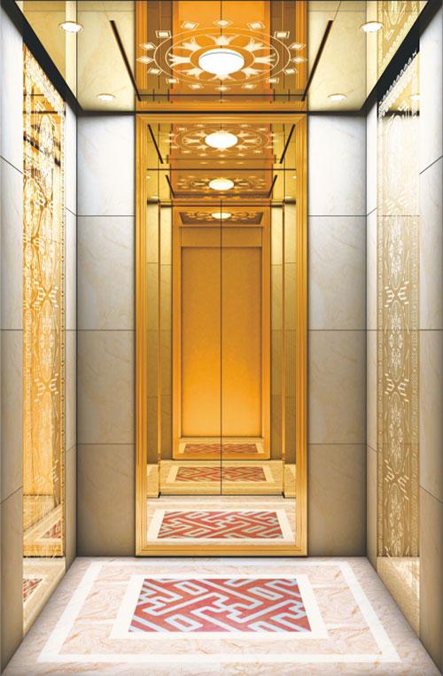 乘客电梯保养
