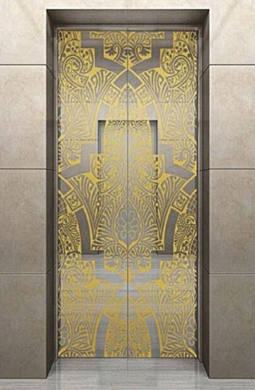 乘客电梯小门套