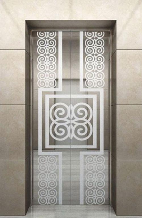 电梯厅门设计