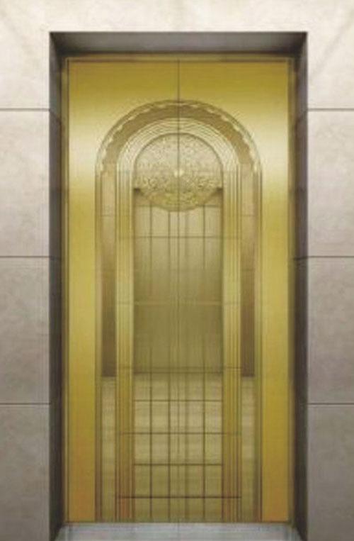 电梯厅门安装