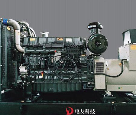 江西柴油发电机组