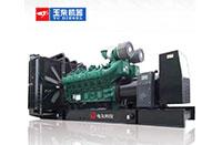 介绍江西柴油发电机机组的尾气排放处理方法