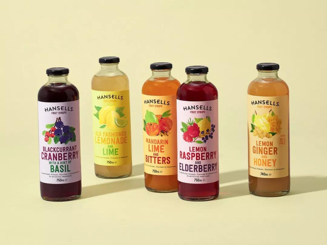 包装大师 缤纷的瓶装饮料设计の第4弹