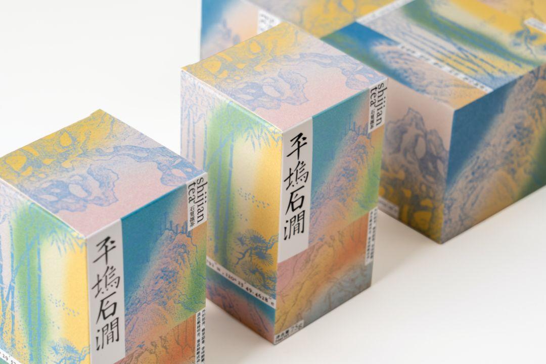 盒立方丨茶叶包装设计1