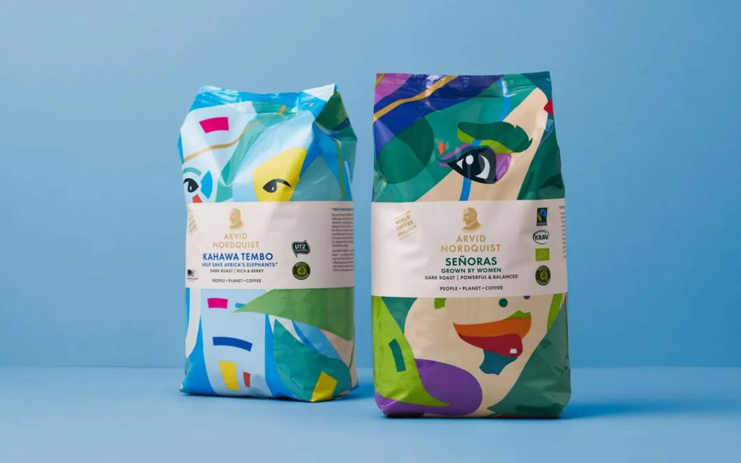 盒立方丨咖啡包装设计1