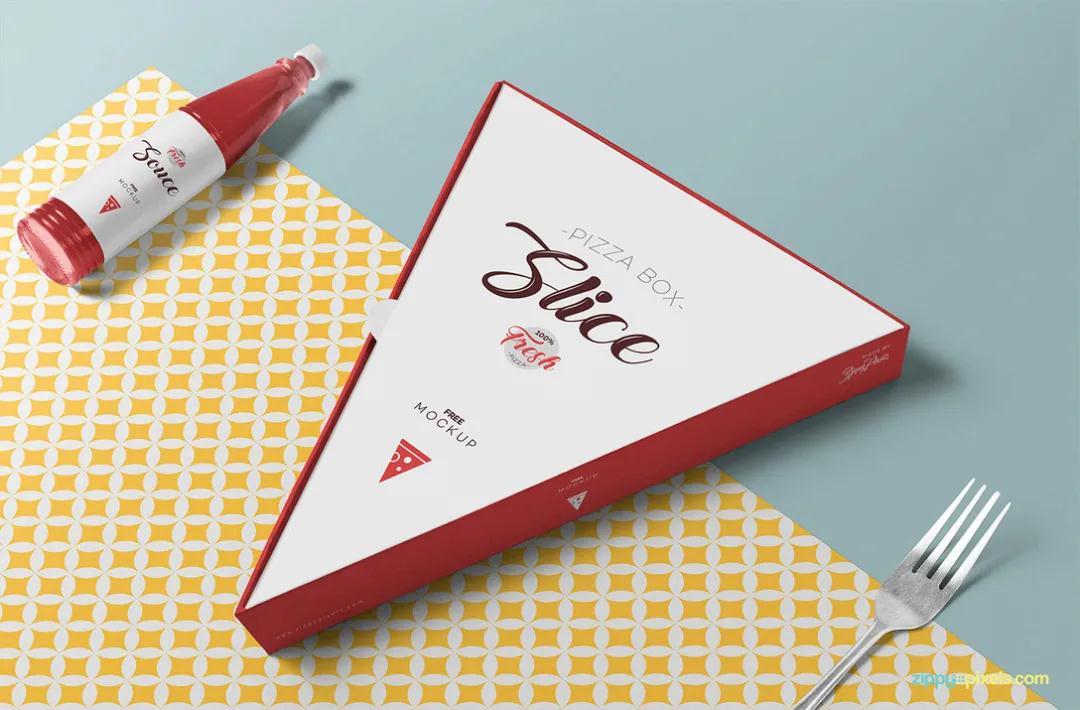 盒立方丨餐饮外卖包装设计分享1