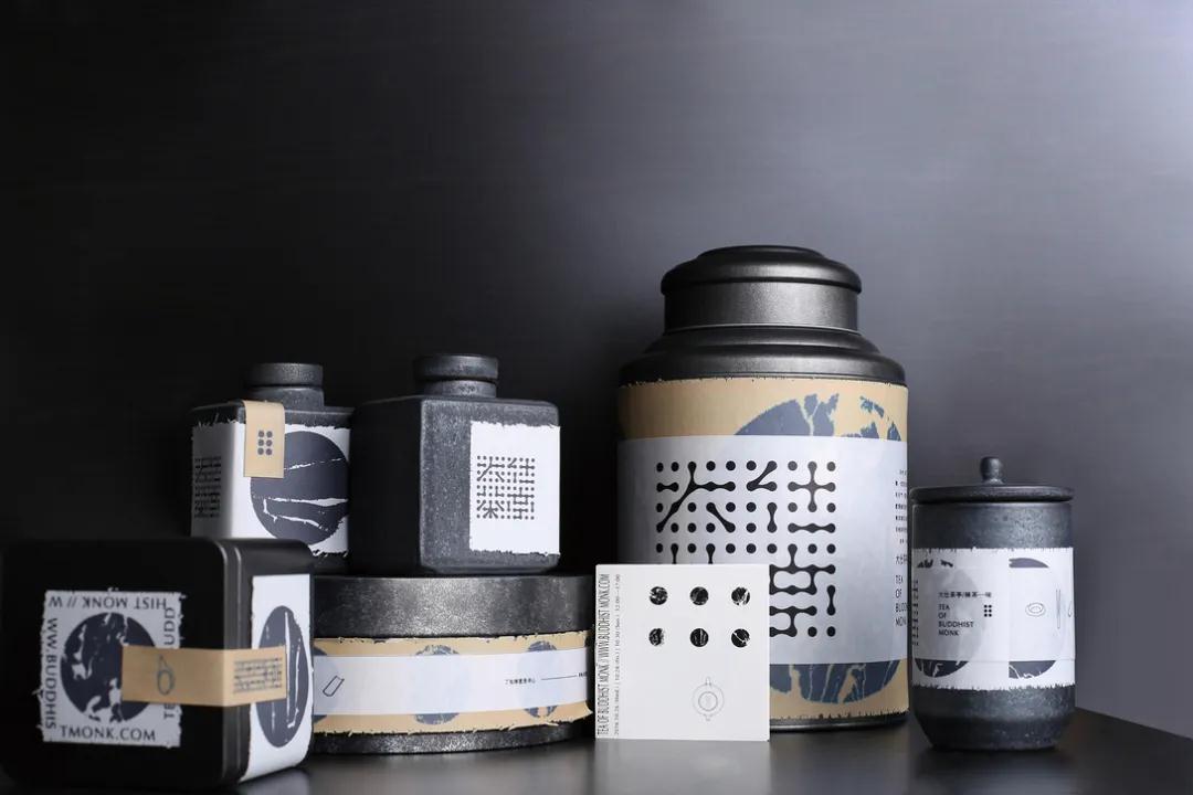 盒立方丨茶叶包装设计分享3