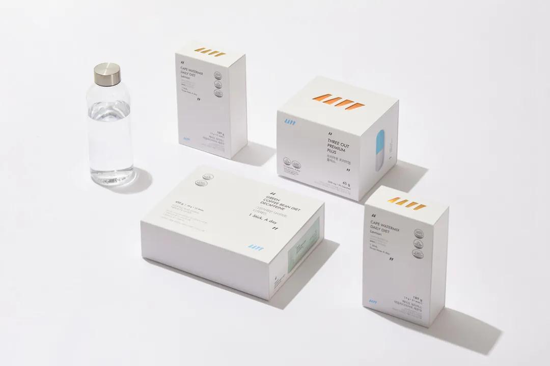 盒立方丨医药保健品包装设计分享2