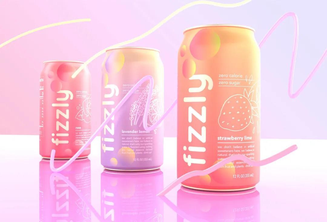 盒立方丨饮料饮品包装设计分享2