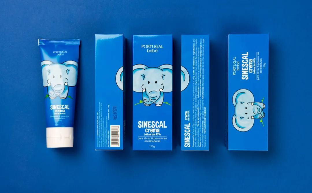 盒立方丨婴幼儿品牌包装设计分享1