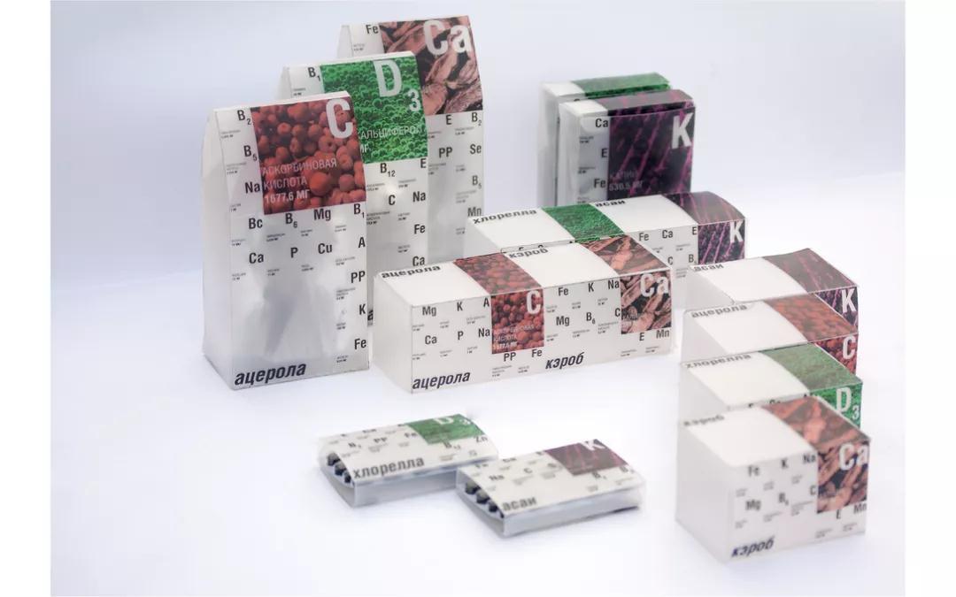 盒立方丨医药保健品包装设计分享3