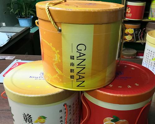 吉安圆形纸桶生产厂家