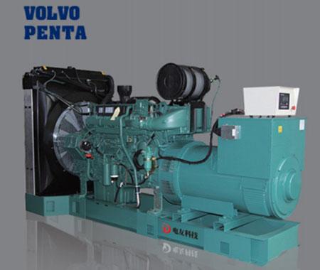 柴油发电机机组